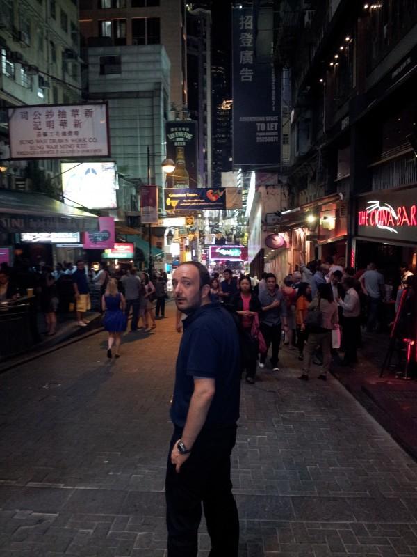 Hong kong hook up