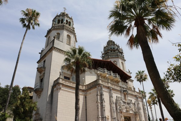 Roadtrip USA 2014 : Hearst Castle