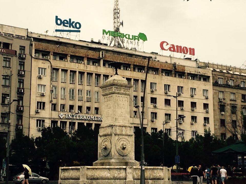 Hotel in belgrade