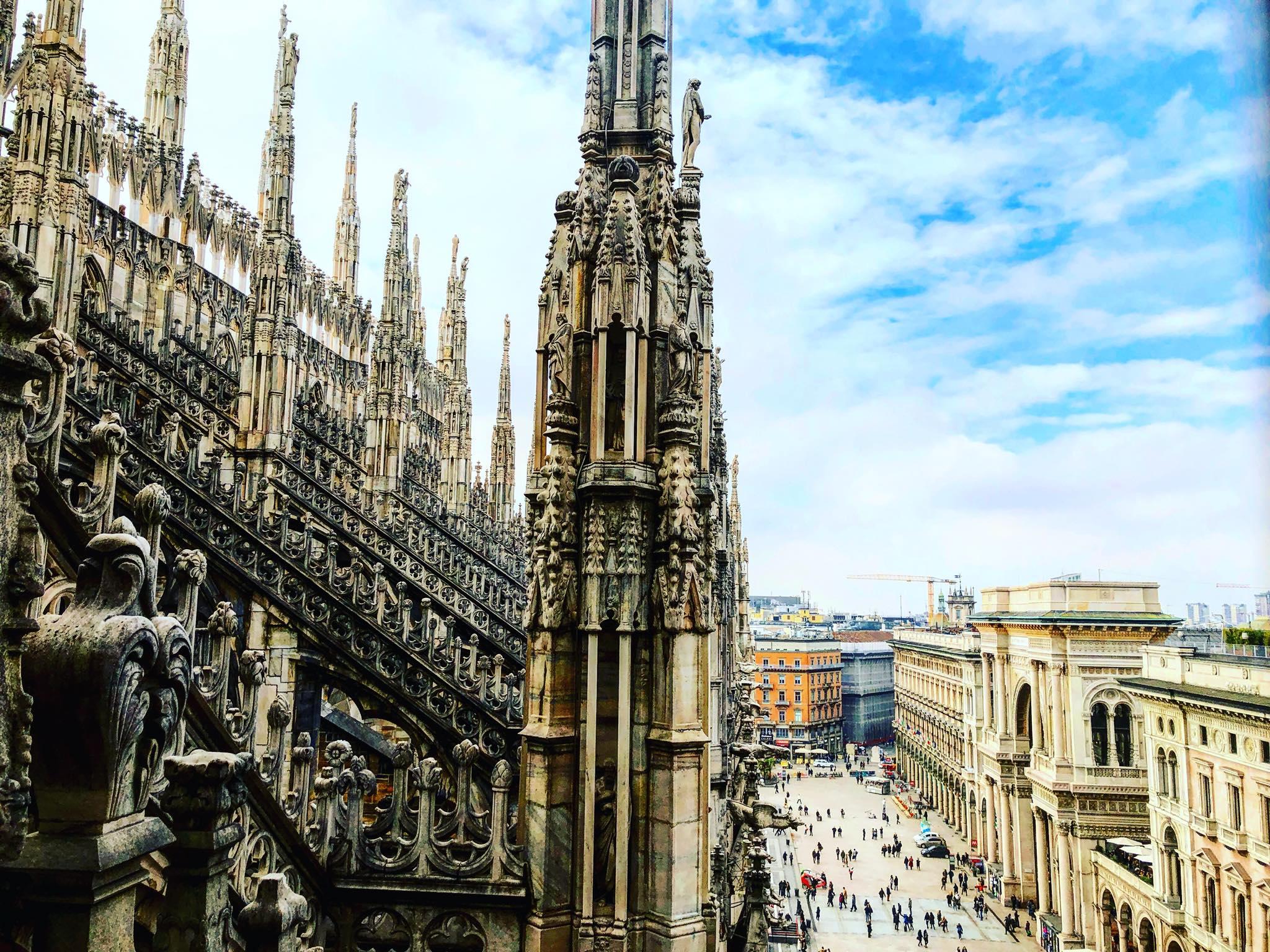 Lombardie : Milan
