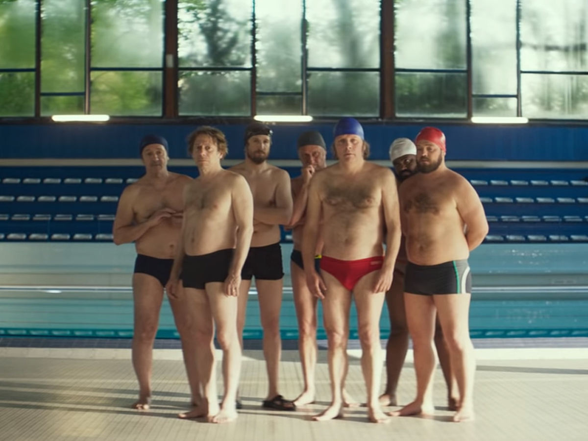 Les films qui sauvent : Le Grand Bain