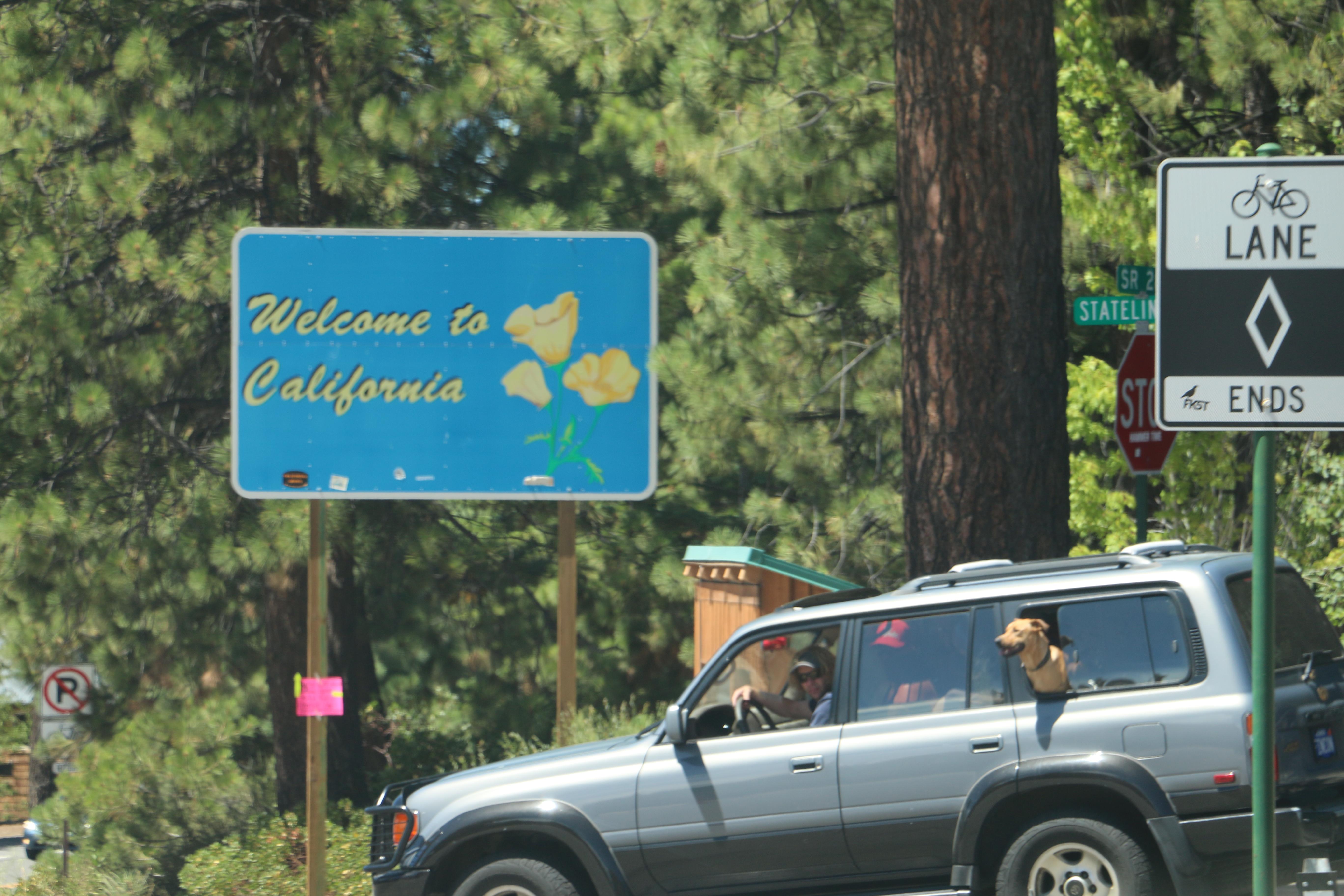 USA Roadtrip 2014 : Lake Tahoe