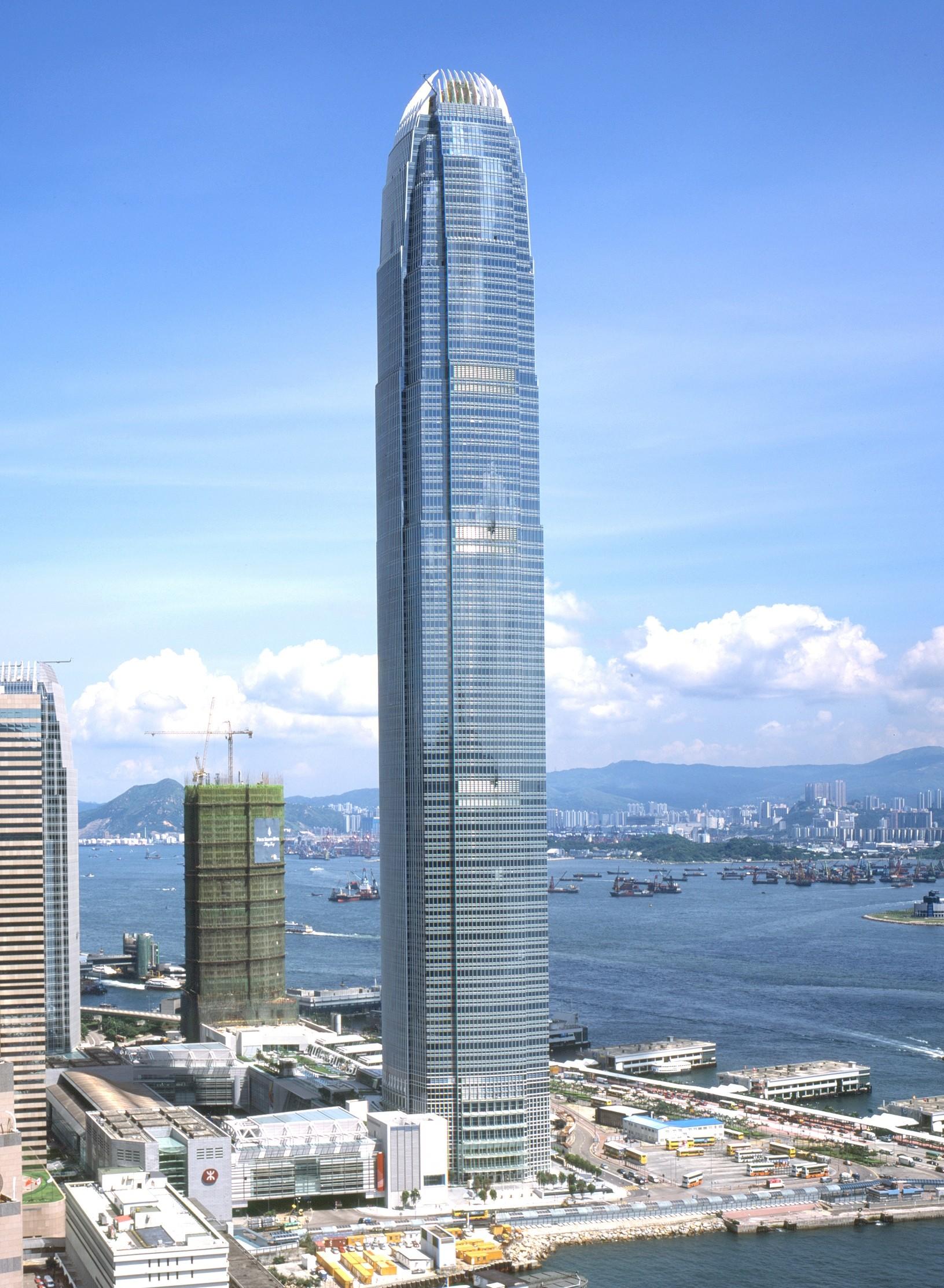 Je te trouve beau (2) : IFC Building