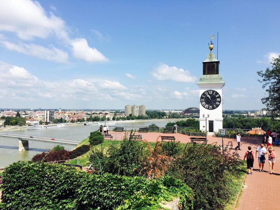Novi Sad (Serbie jour 4)