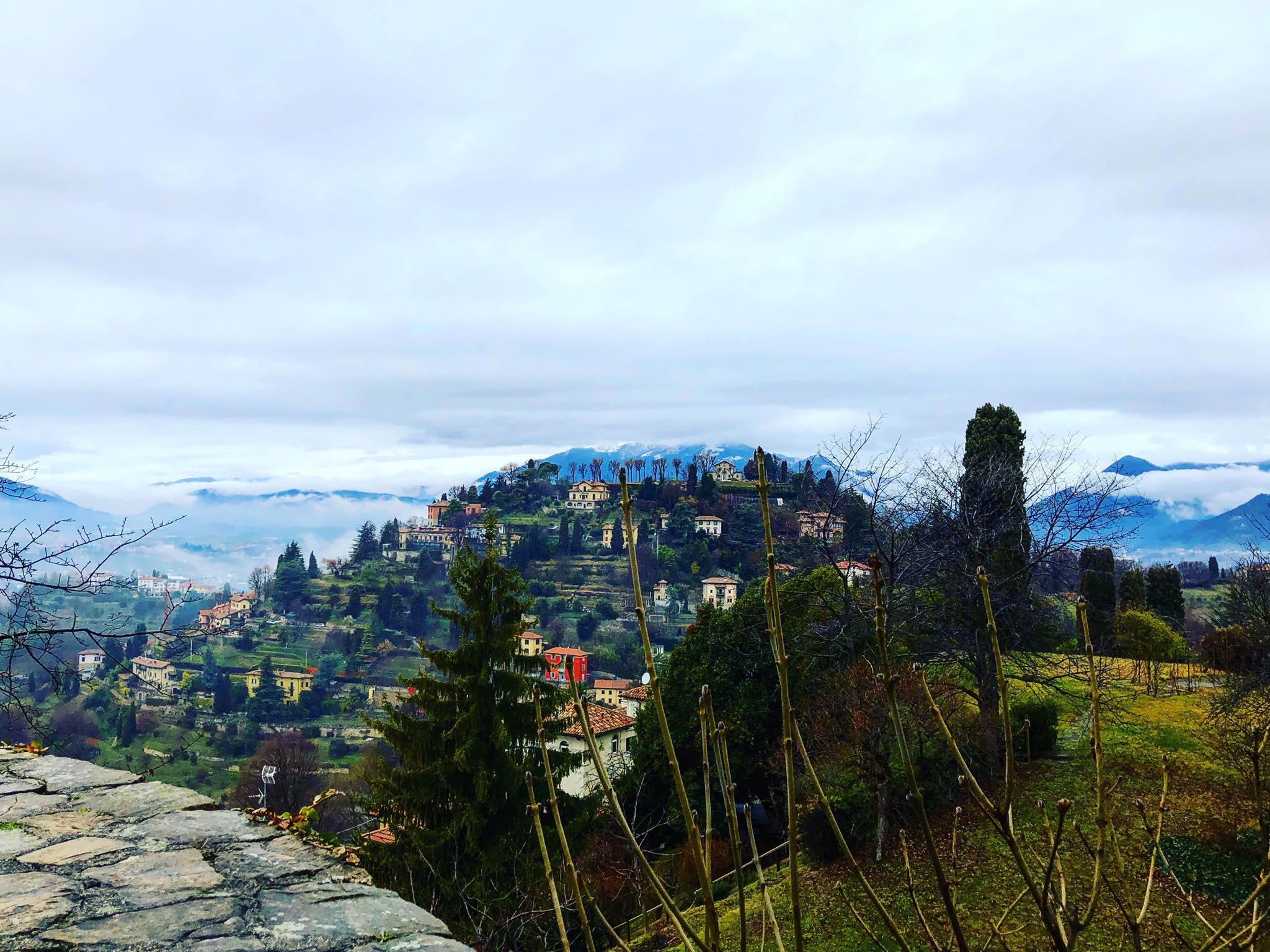 Lombardie : Bergamo
